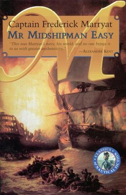 Book Mr Midshipman Easy by Captain Frederick Marryat