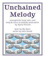 Unchained Melody: Harp Solo And Duet Collection