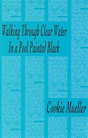 Walking Through Clear Water In A Pool Painted Black
