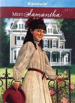 Book Meet Samantha by Susan Adler