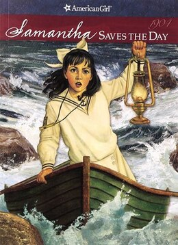 Book Samantha Saves the Day by Valerie Tripp