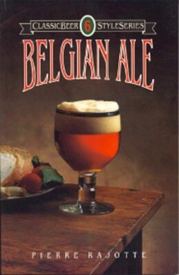 Book Belgian Ale by Pierre Rajotte