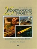 25 Woodworking Projects: For Small And Large Boats by Peter Spectre
