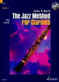 The Jazz Method for Clarinet