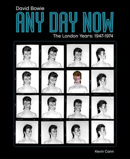 Book David Bowie: Any Day Now: The London Years 1947-1974 by Kenneth Pitt