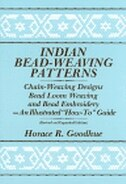 Indian Bead-Weaving Patterns: Chain-Weaving Designs Bead Loom Weaving and Bead Embroidery - An…