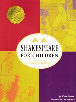 Book Shakespeare for Children by Cass Foster