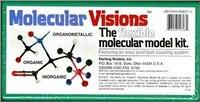 Molecular Visions (Organic, Inorganic, Organometallic) Molecular Model Kit #1 by Darling Models to…