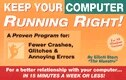 Keep Your Computer Running Right!!