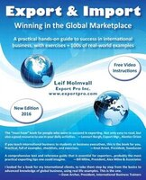 Export & Import - Winning In The Global Marketplace: A Practical Hands-On Guide to Success in…
