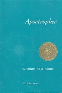Apostrophes: woman at a piano