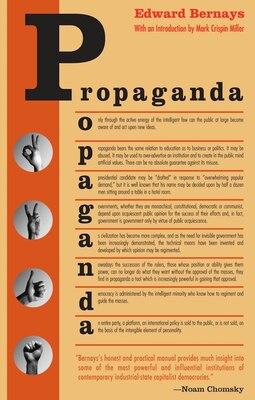 Book Propaganda by Edward Bernays