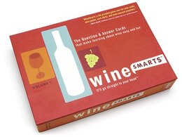 Book WineSmarts: The Question and Answer Cards That Make Learning about Wine Easy and Fun by Whitecap Books