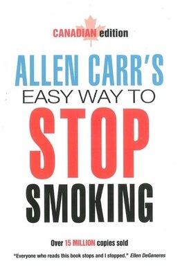 Book Allen Carrs Easy Way To Stop Smoking: New Canadian Edition by Allen Carr