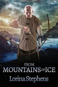 Book From Mountains of ice by Lorina Stephens
