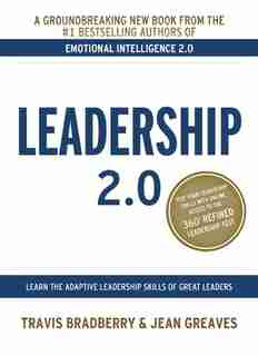 Leadership 2.0 by Travis Bradberry