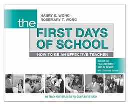 Book The First Days of School: How to Be an Effective Teacher 4e by Harry Wong