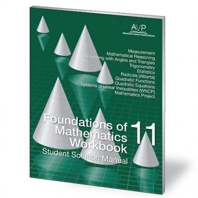foundations of mathematics 11 workbook pdf
