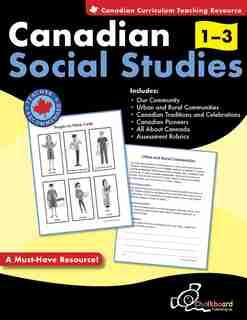 Canadian Social Studies Grades 1-3 by Demetra Turnbull