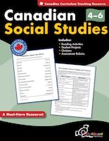 Canadian Social Studies Grade 4-6