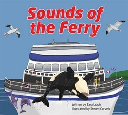 Book Sounds of the Ferry by Sara Leach