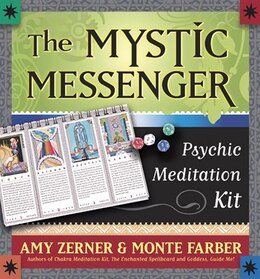 Book The Mystic Messenger: Psychic Meditation Kit by Amy Zerner