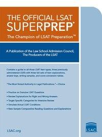 The Official Lsat Superprep: The Champion Of Lsat Prep