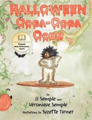 Halloween Ooga-Ooga Ooum by JJ Semple