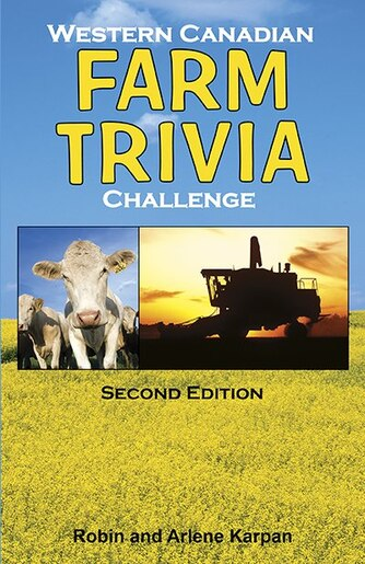 Western Canadian Farm Trivia Challenge - Second Edition