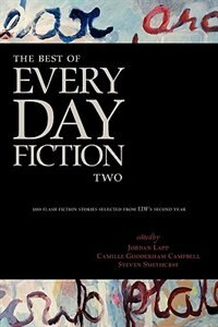 Book The Best Of Every Day Fiction Two by Jordan Lapp