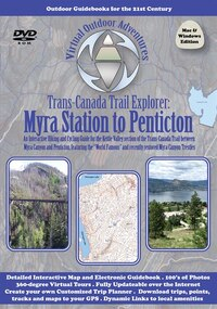 Trans-Canada Trail Explorer: Myra Station to Penticton