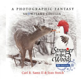 Book Stranger in the Woods: Snowflake Edition by Jean Stoick