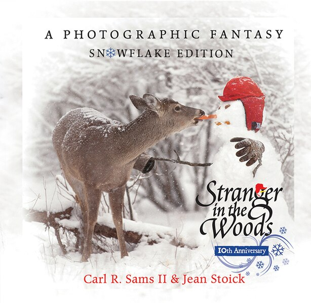 Stranger in the Woods: Snowflake Edition