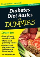 Diabetes Diet Basics for Dummies: No Calculators Required!