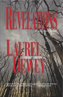 Book Revelations: Jane Perry Mysteries Book 3 by Laurel Dewey