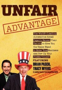 Unfair Advantage by Tracy Myers