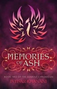 Memories of Ash by Intisar Khanani