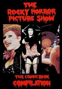 Rocky Horror Picture Show - The Comic Book by Kevin Vanhook