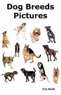 Dog Breeds Pictures: Over 100 Breeds Including Chihuahua, Pug, Bulldog, German Shepherd, Maltese, Beagle, Rottweiler, Da by Eric Nolah