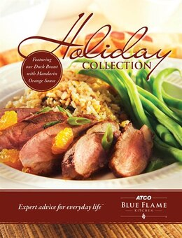 Book Holiday Collection by ATCO Blue Flame Kitchen