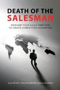Death of the Salesman by Alex Mckay