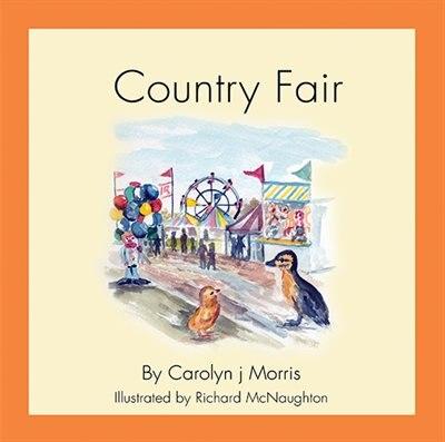 Railfence Bunch - Country Fair by Carolyn J. Morris
