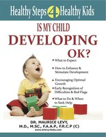Is My Child Developing OK?