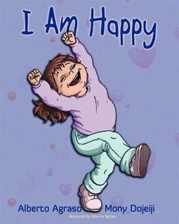 Book I Am Happy by Alberto Agraso