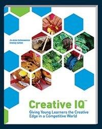 Book Creative IQ by Jo-Anne Schneeweiss