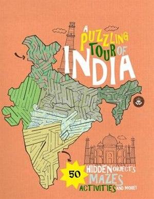 A Puzzling Tour of India by Ambika Sambasivan