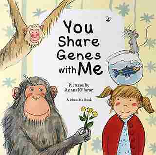 You Share Genes With Me by Inc., 23andme