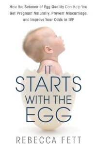 It Starts with the Egg: How the Science of Egg Quality Can Help You Get  Pregnant Naturally, Prevent Miscarriage, and Improv