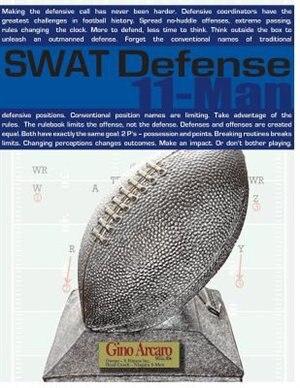 SWAT Defense by Gino Arcaro