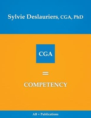 CGA = COMPETENCY by Sylvie Deslauriers